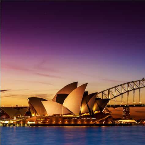 Australia FOA
